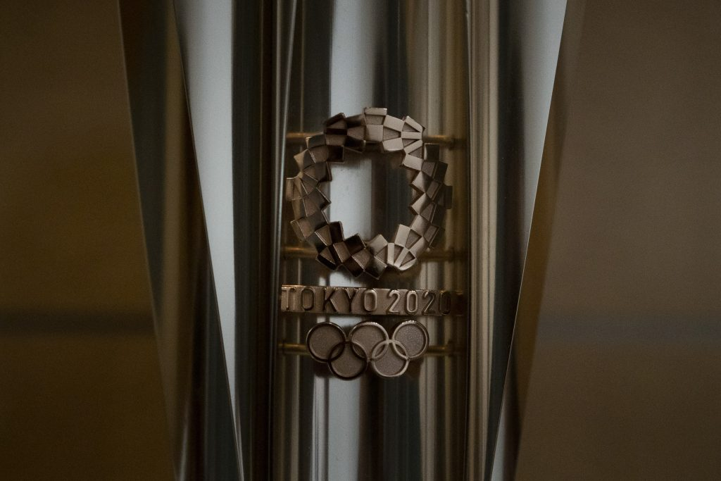 Olimpijska baklja za Tokio 2020.