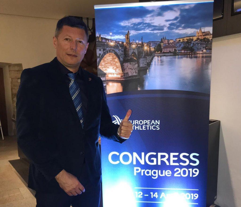 Slobodan Branković, EA kongres 2019