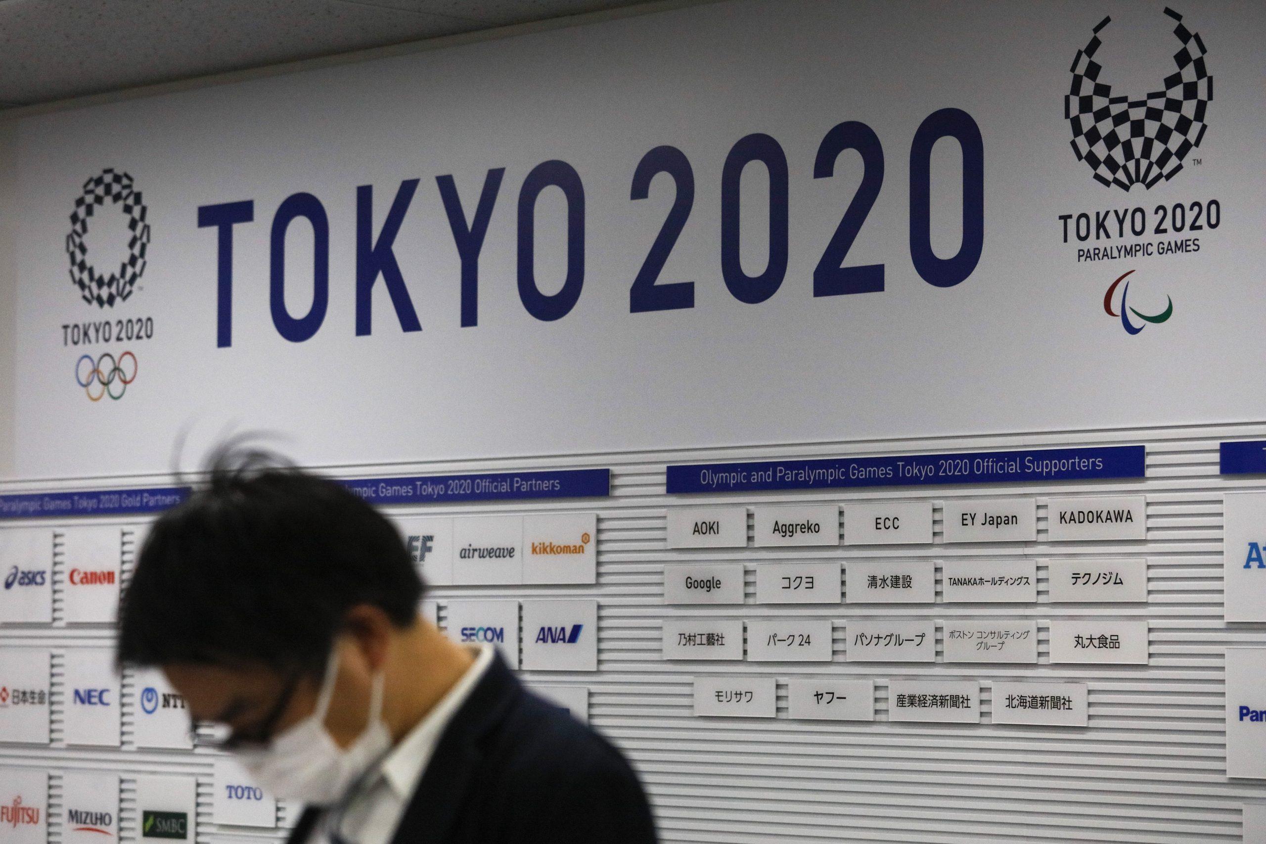 Olimpijske igre Tokijo 2020, korona virus