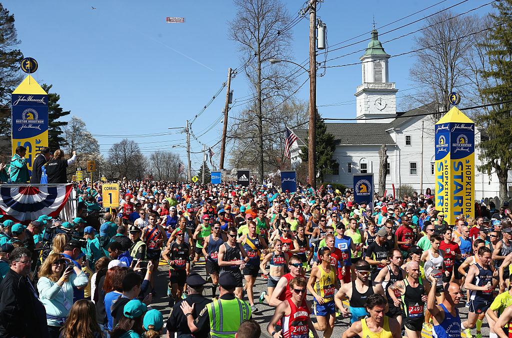 120. Bostonski maraton 2016