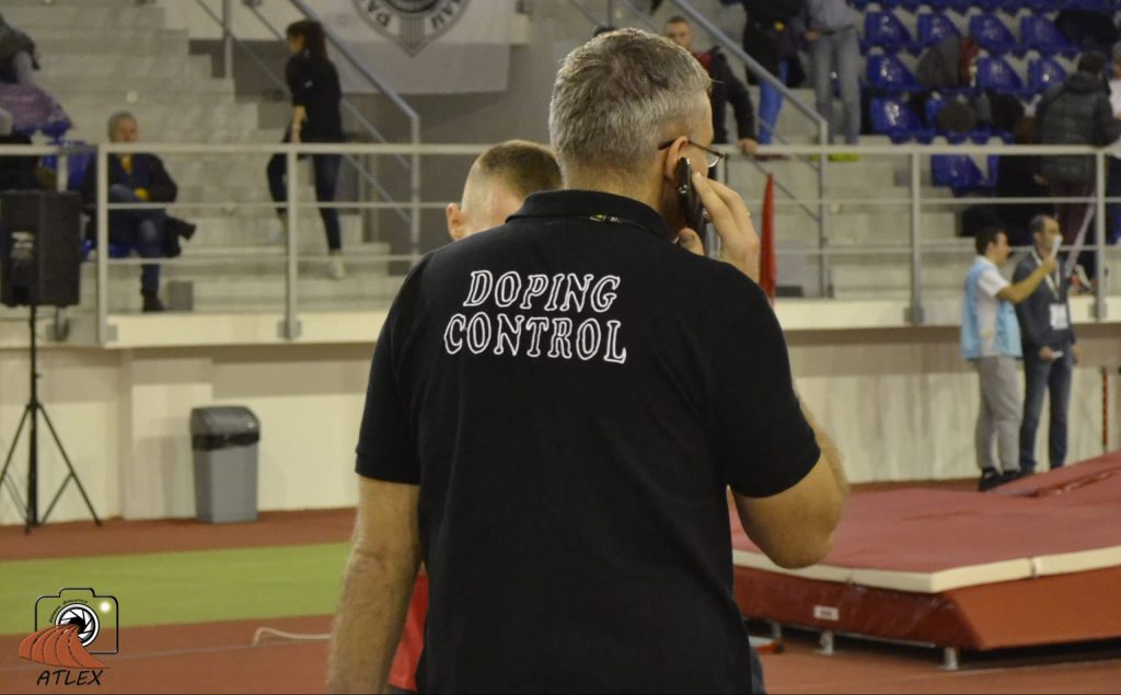 Doping kontrola Srbija