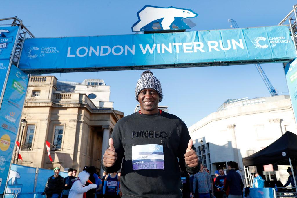 Emil Heski, Winter London Run 2019