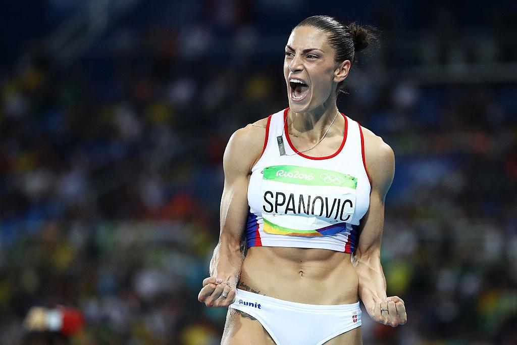 Ivana Španović, Olimpijske igre Rio 2016