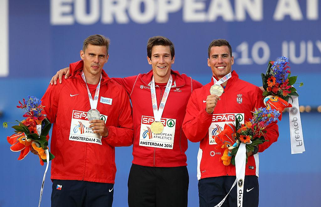 Mihail Dudaš, bronza Evropsko prvenstvo 2016