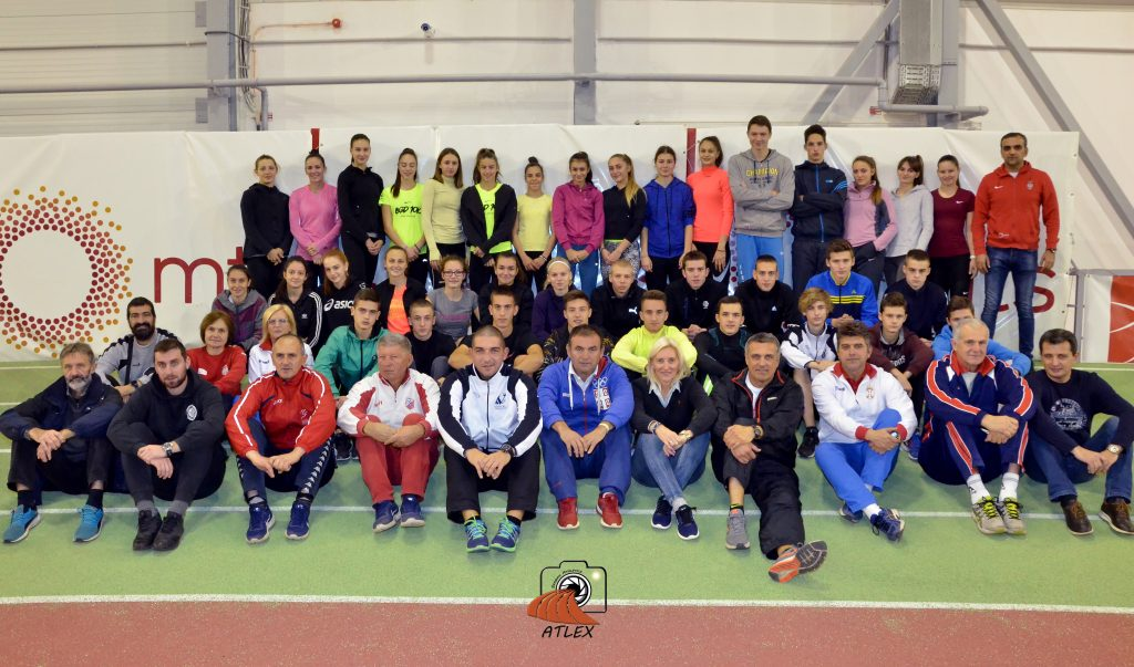 Okupljanje najboljih Srpskih sprintera i preponaša 2017.
