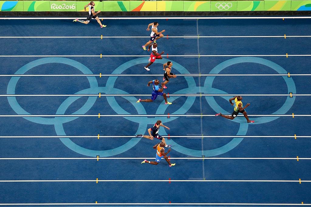 Olimpijske igre Rio 2016, finale 200 metara