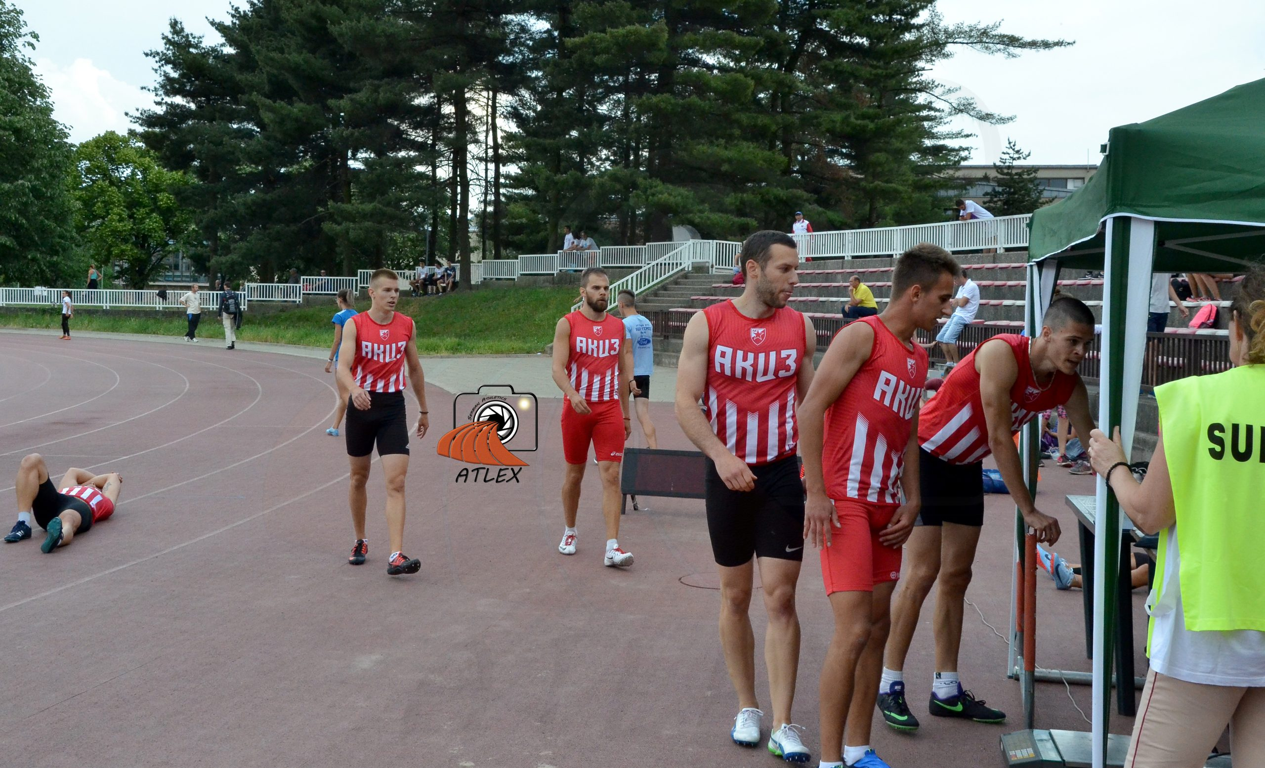 ''Trofej Beograda'' 2018, VK 100m