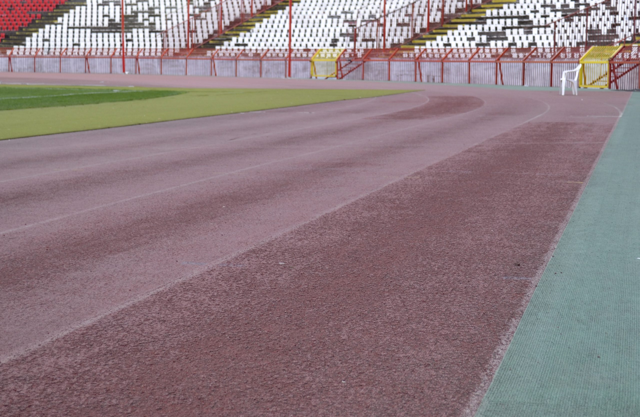 Atletska staza na Marakani
