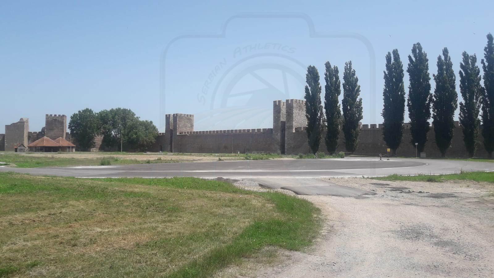 Atletski stadion u Smederevu