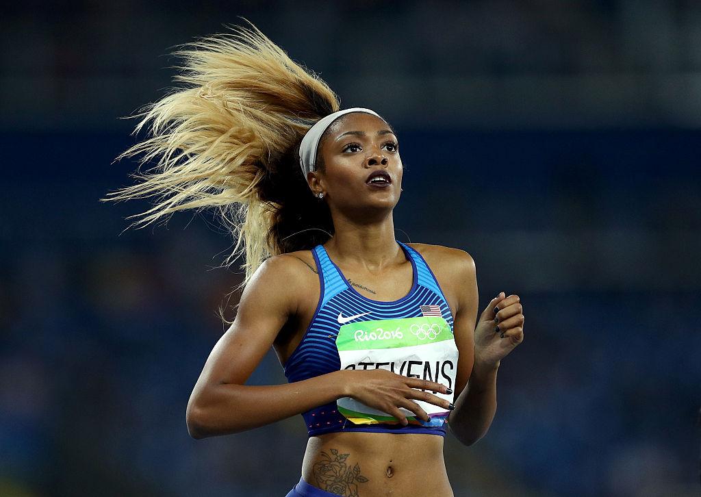 Dejah Stivens, Olimpijske igre Rio 2016