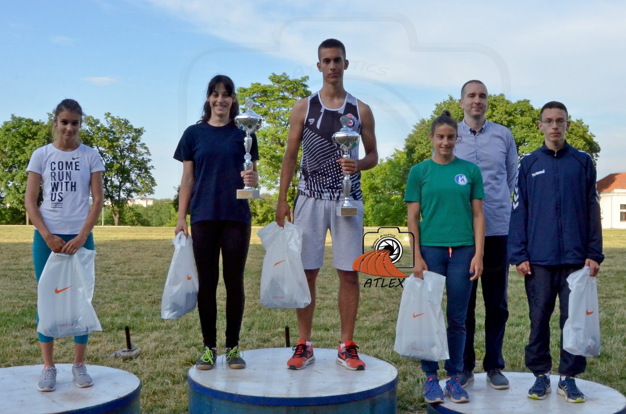 Trofej Beograda 2018 - najuspešniji