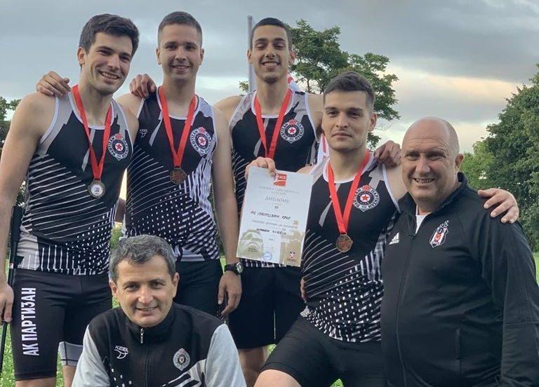 AK Partizan novi početak