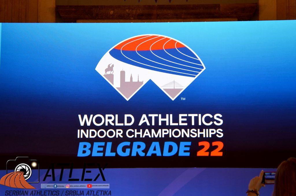 Beograd 2022 - predstavljanje loga