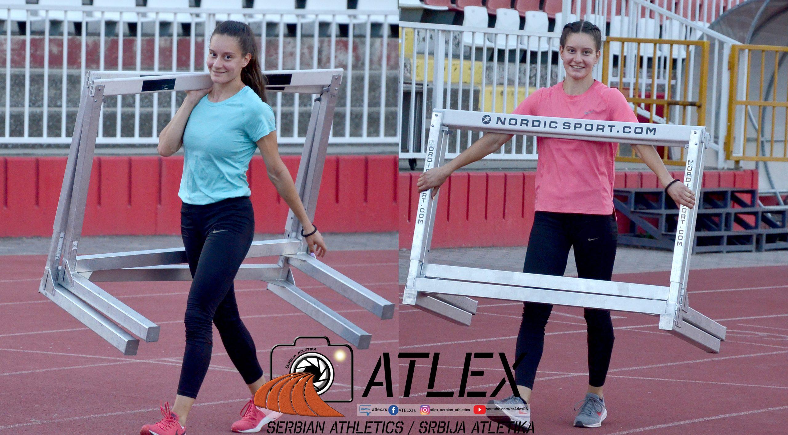 Anja i Sara Lukić