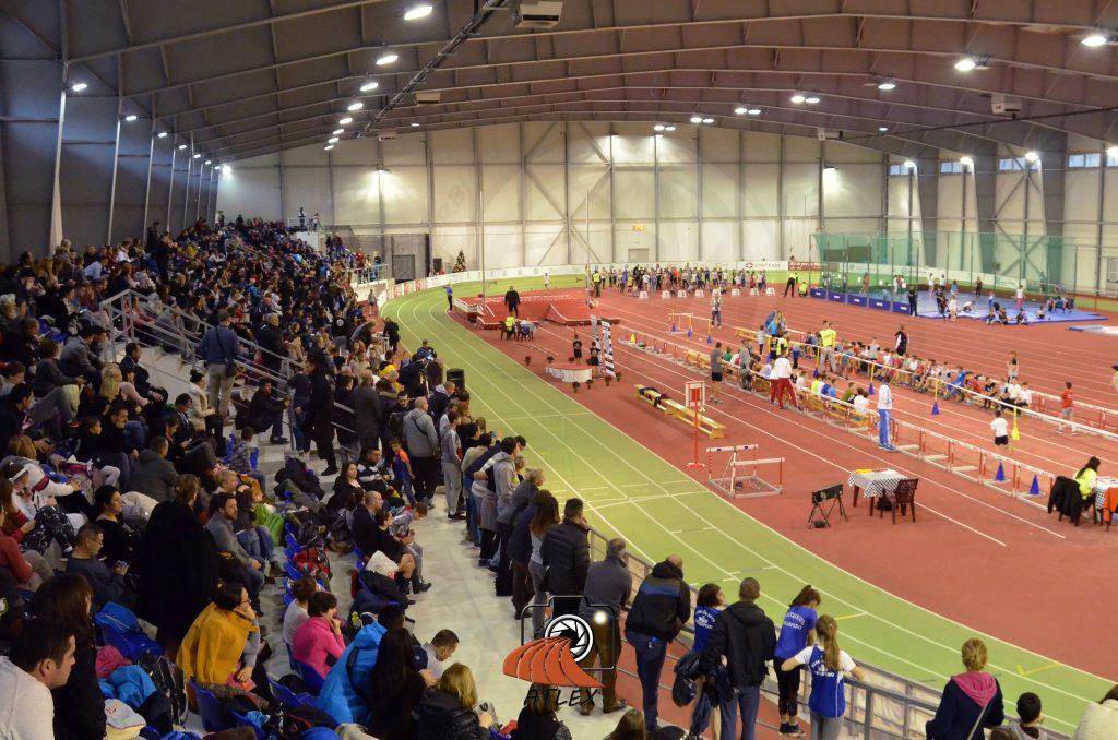 Atletska dvorana Beograd 2017