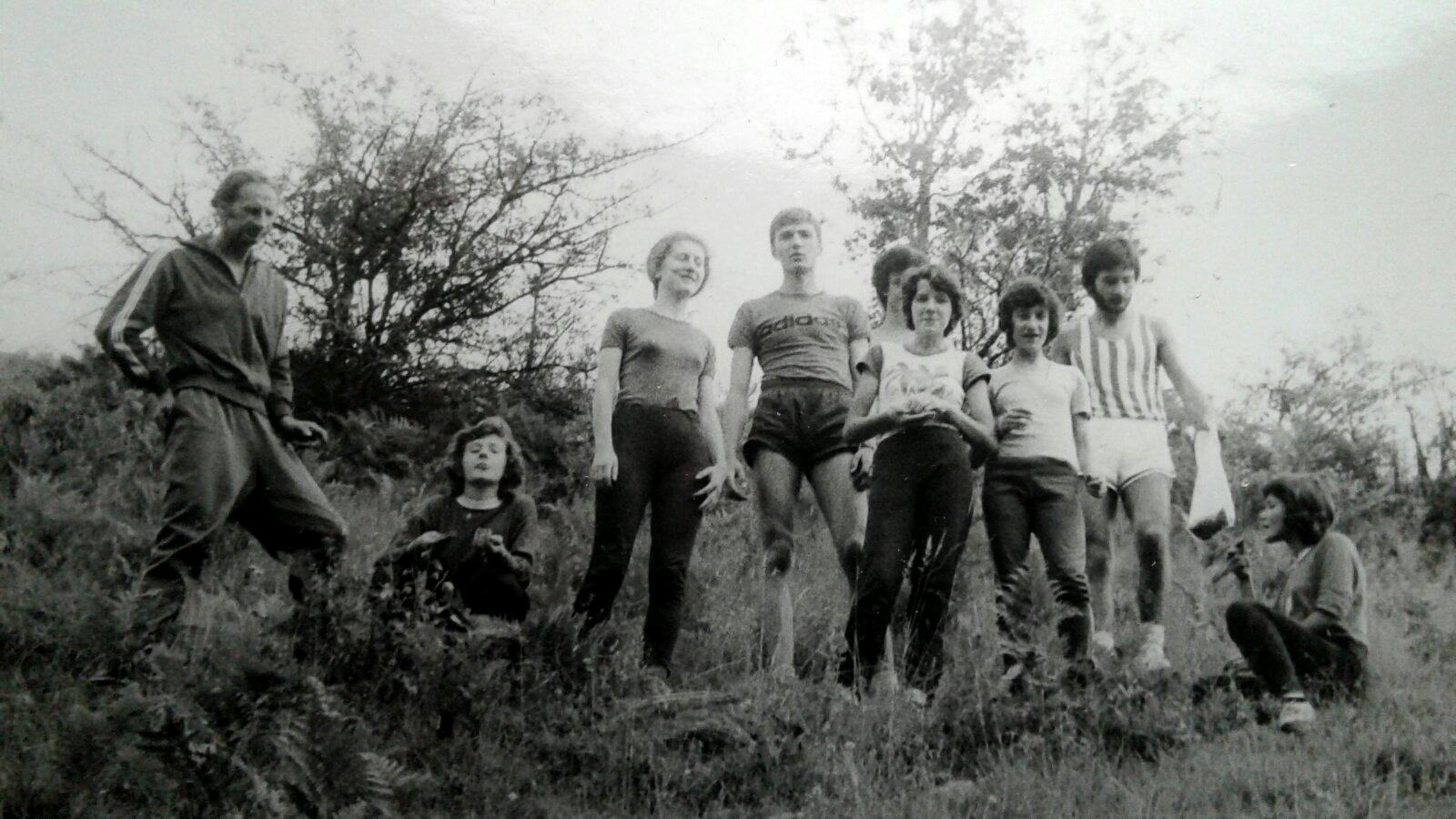 Pripreme Bambijeve grupe sa poečtka 1970-tih