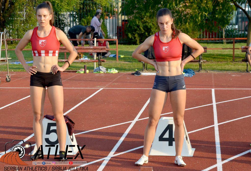 Sara i Anja Lukić