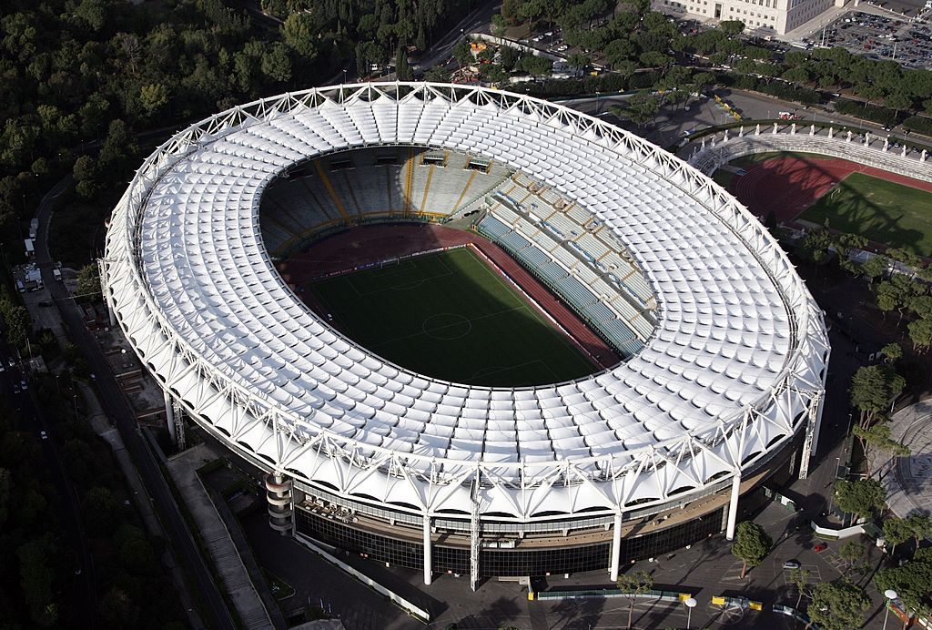 Stadion Olimpiko sa pomoćnim stadionom, Rim
