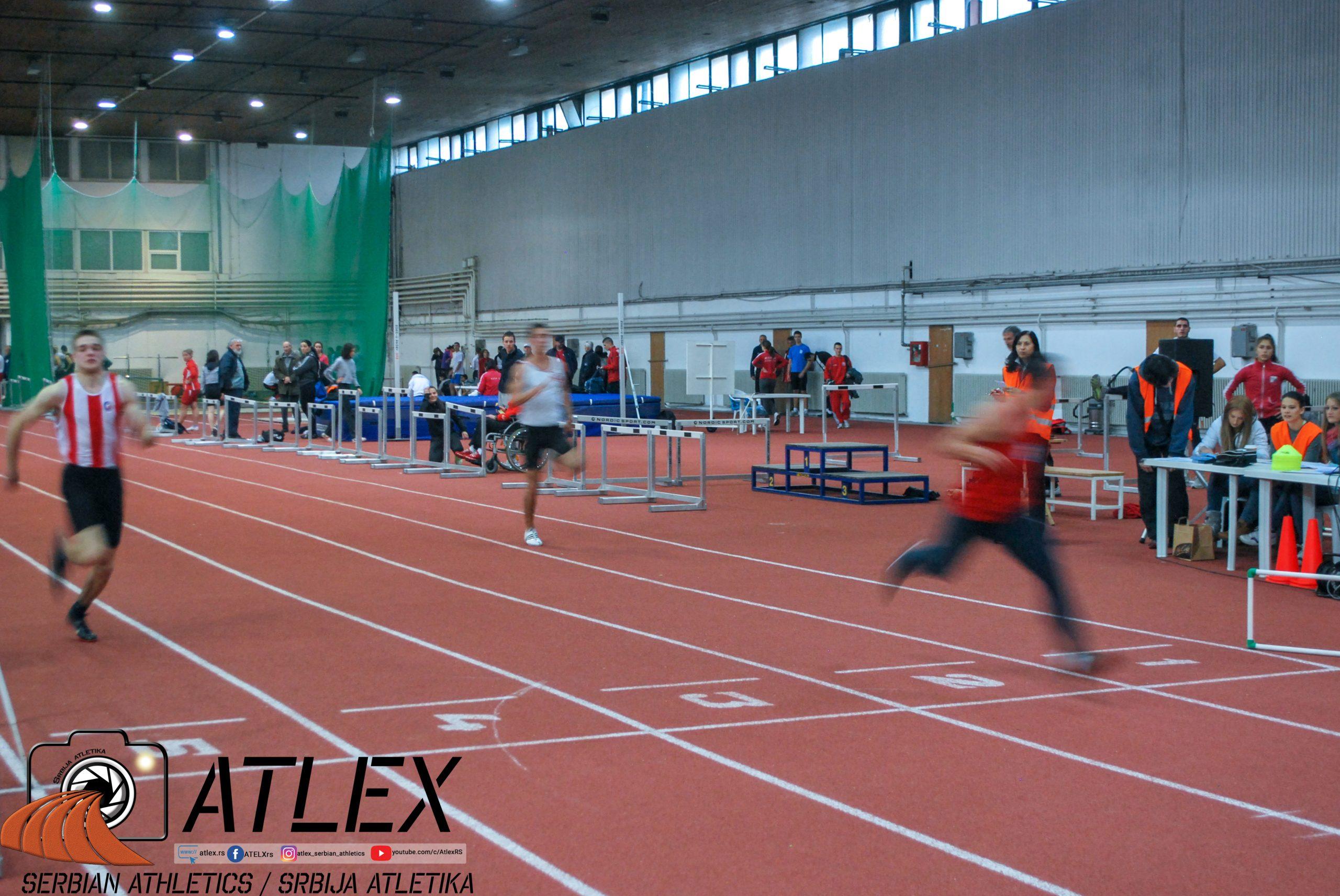Atletska dvorana u Novom Sadu 2016