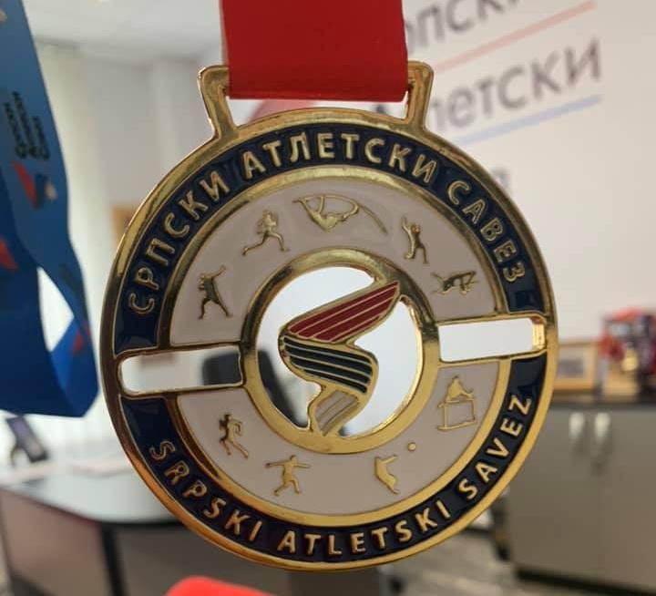 Atletske medalje 2021