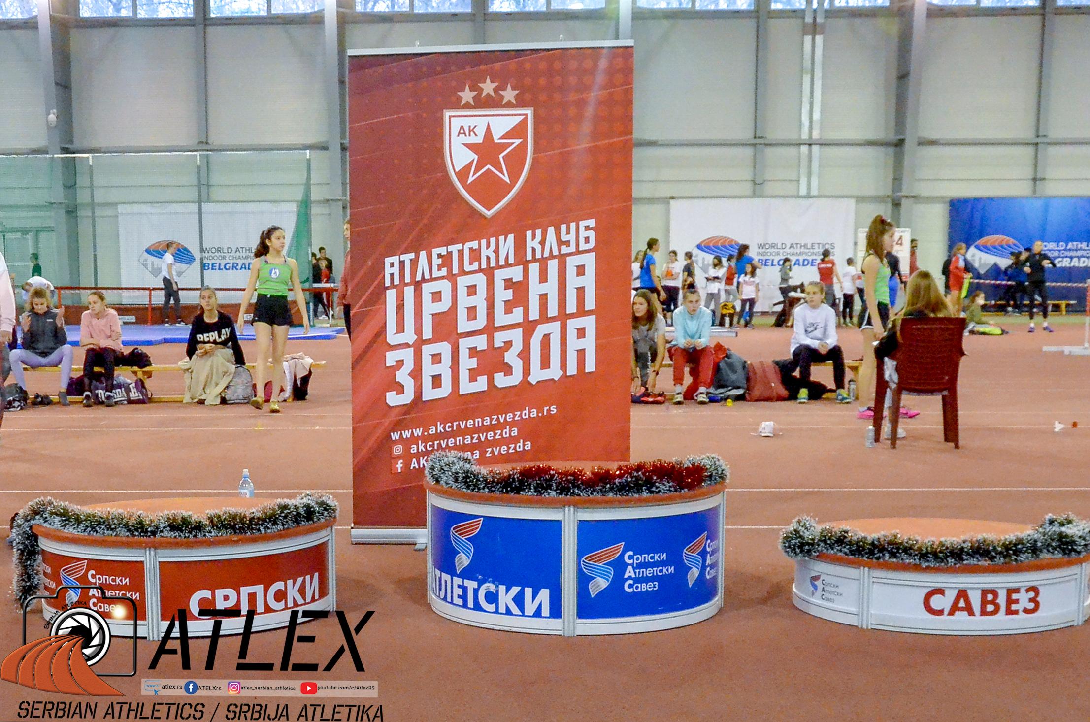 Atletski miting AK Crvena zvezda