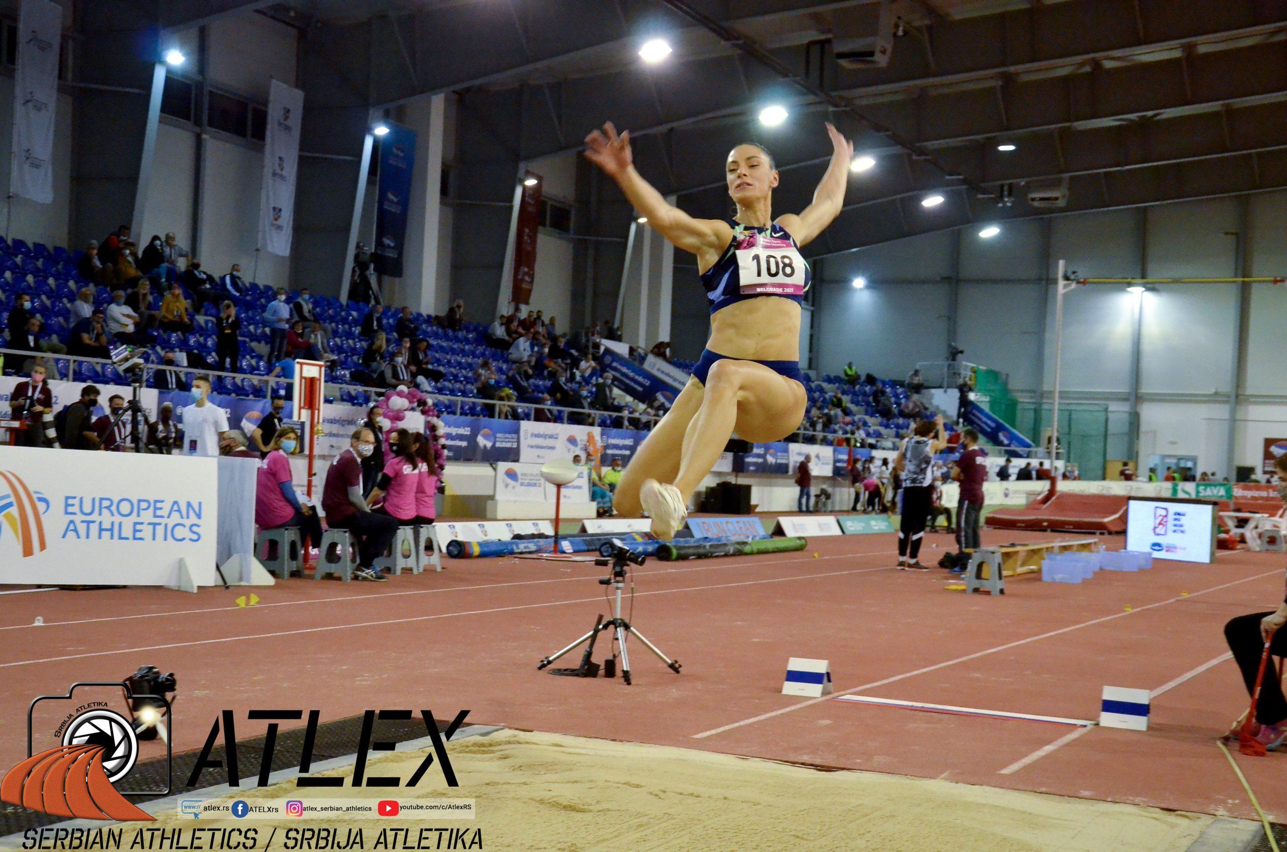 Ivana Španović, Serbian open 2021