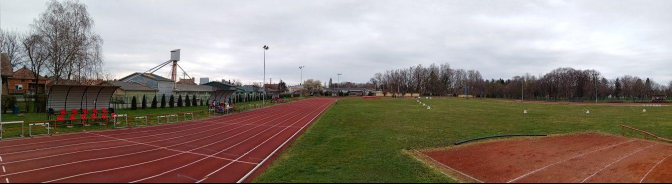 Atletski stadion Sremska Mitrovica