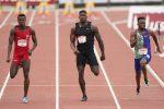 NFL igrač hteo da bude sprinter na OI pa shvatio šta je brzina, a šta je biti sprinter: Rekord Srbije brži od njega (FOTO)(VIDEO)