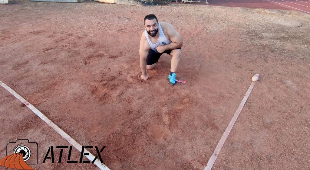 Asmir Kolašinac - norma za olimpijske igre