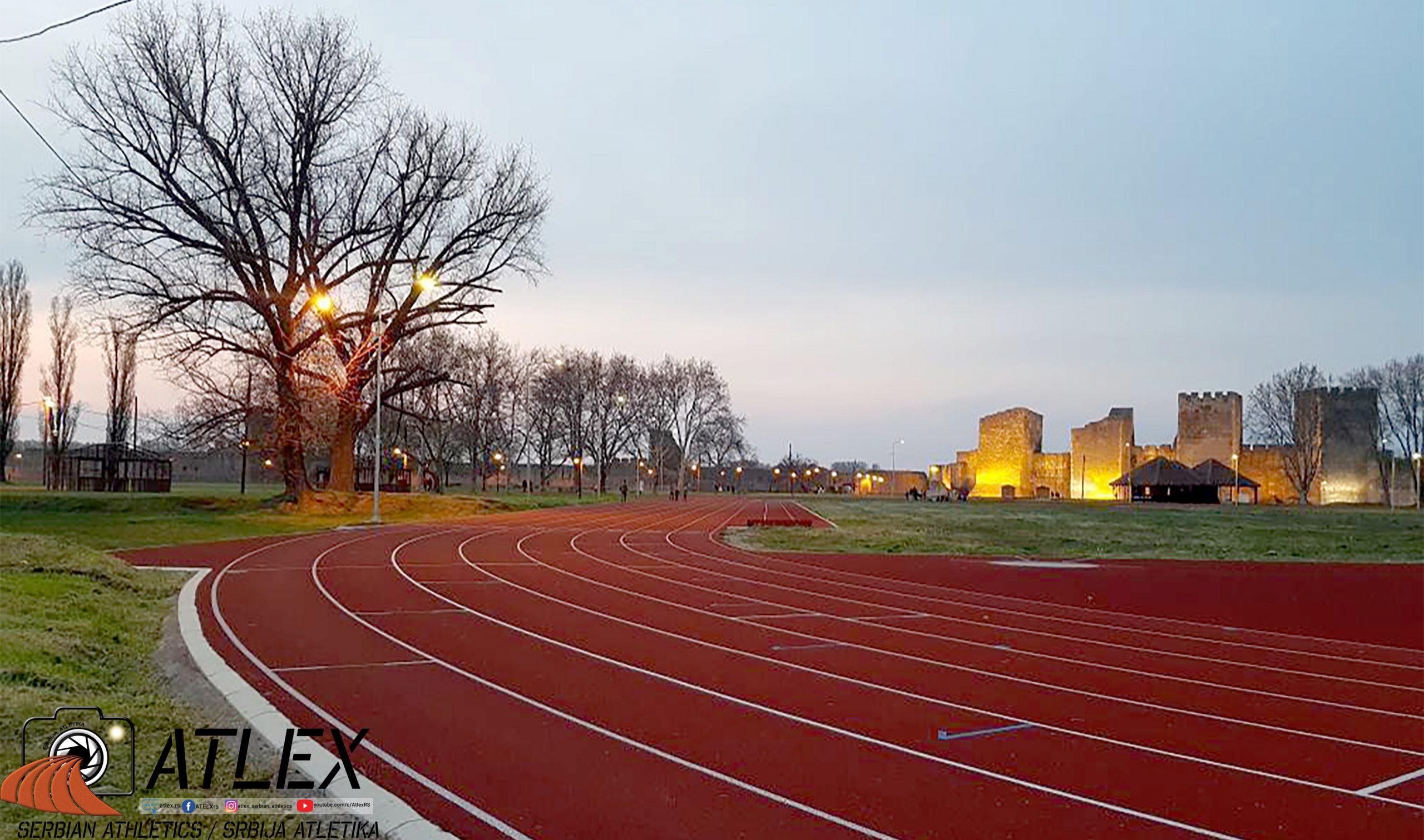 Atletski stadion Smederevo