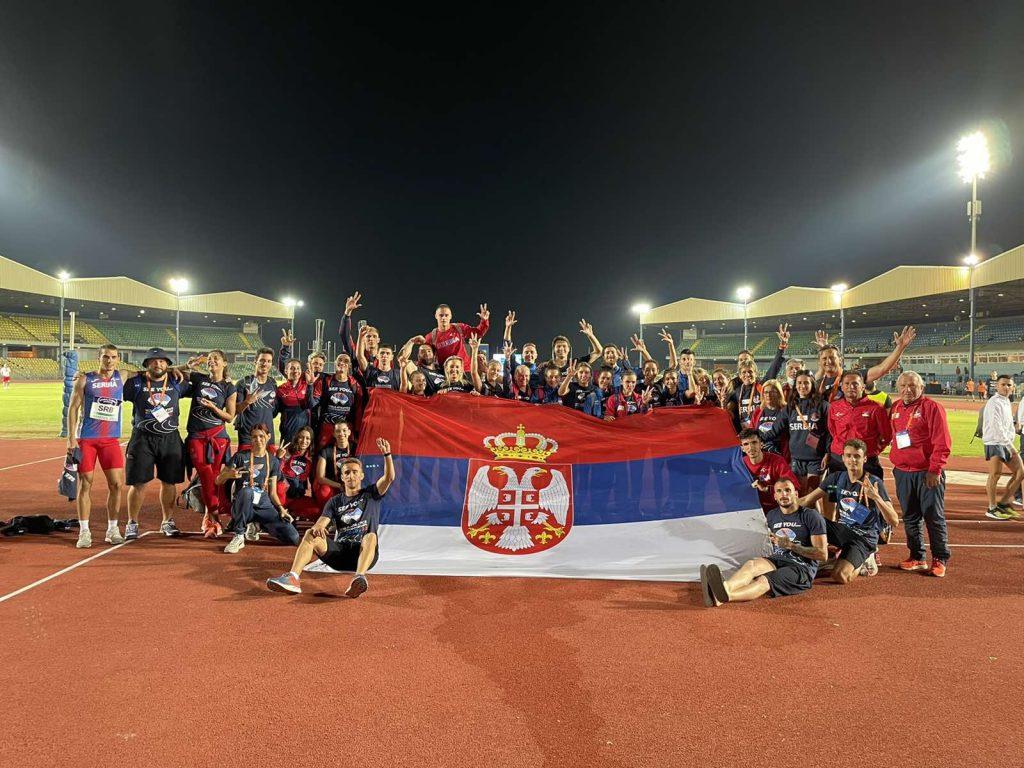 EEP 2021 reprezentacija Srbije