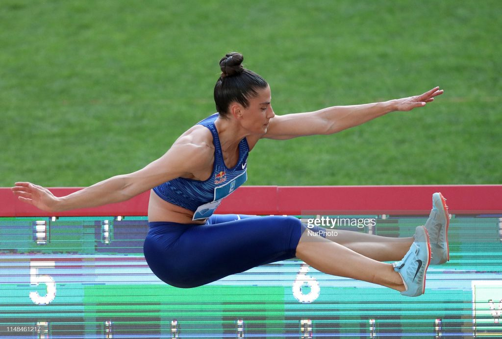 Ivana Španović, DL Rim 2019