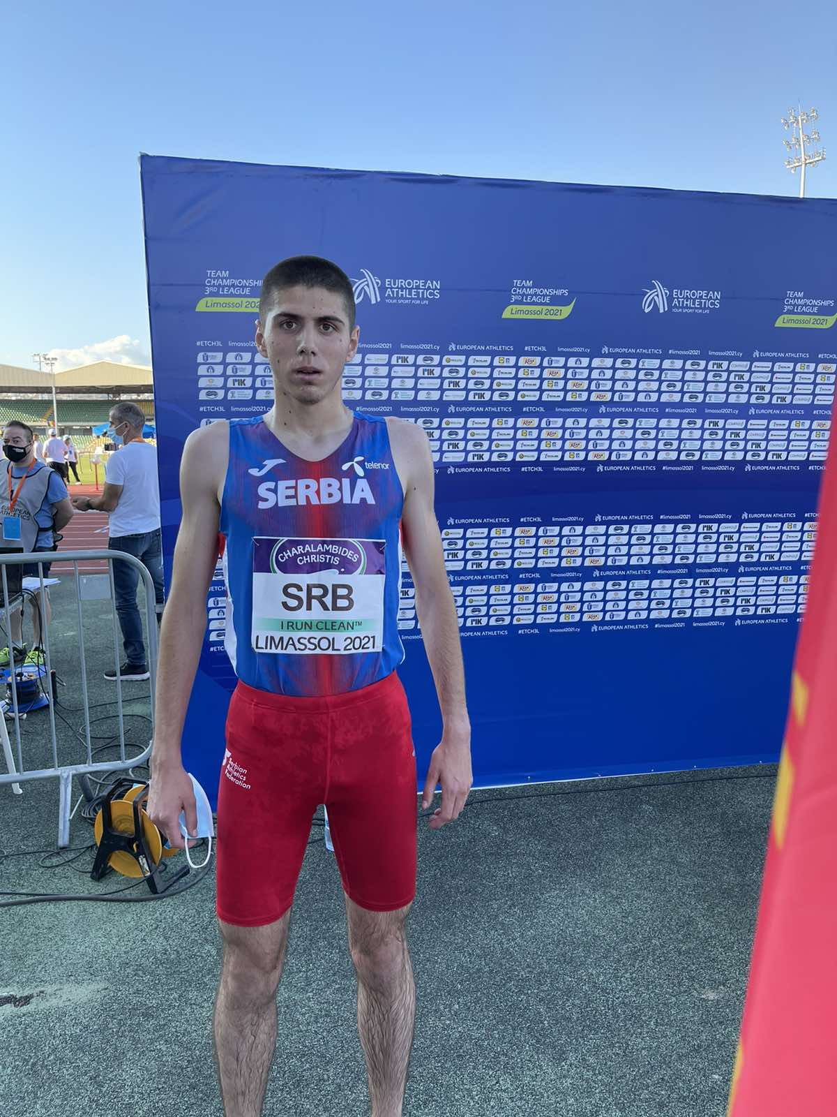Mloš Malešević, EEP 2021