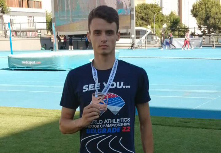 U20 Balkanijada - Aleksa Tomić