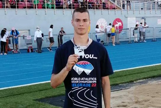 U20 Balkanijada - Bogdan Vidojković