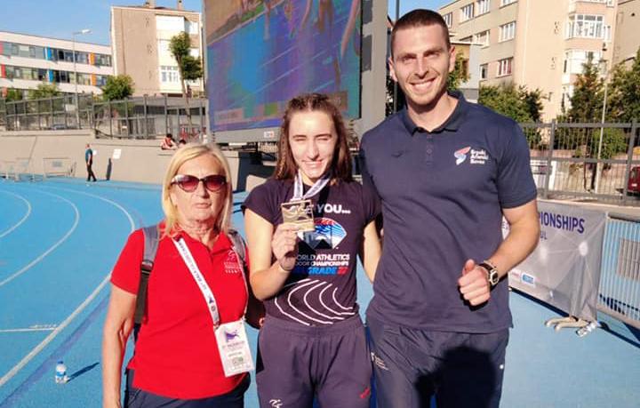 U20 Balkanijada - Tijana Japundžić - zlato