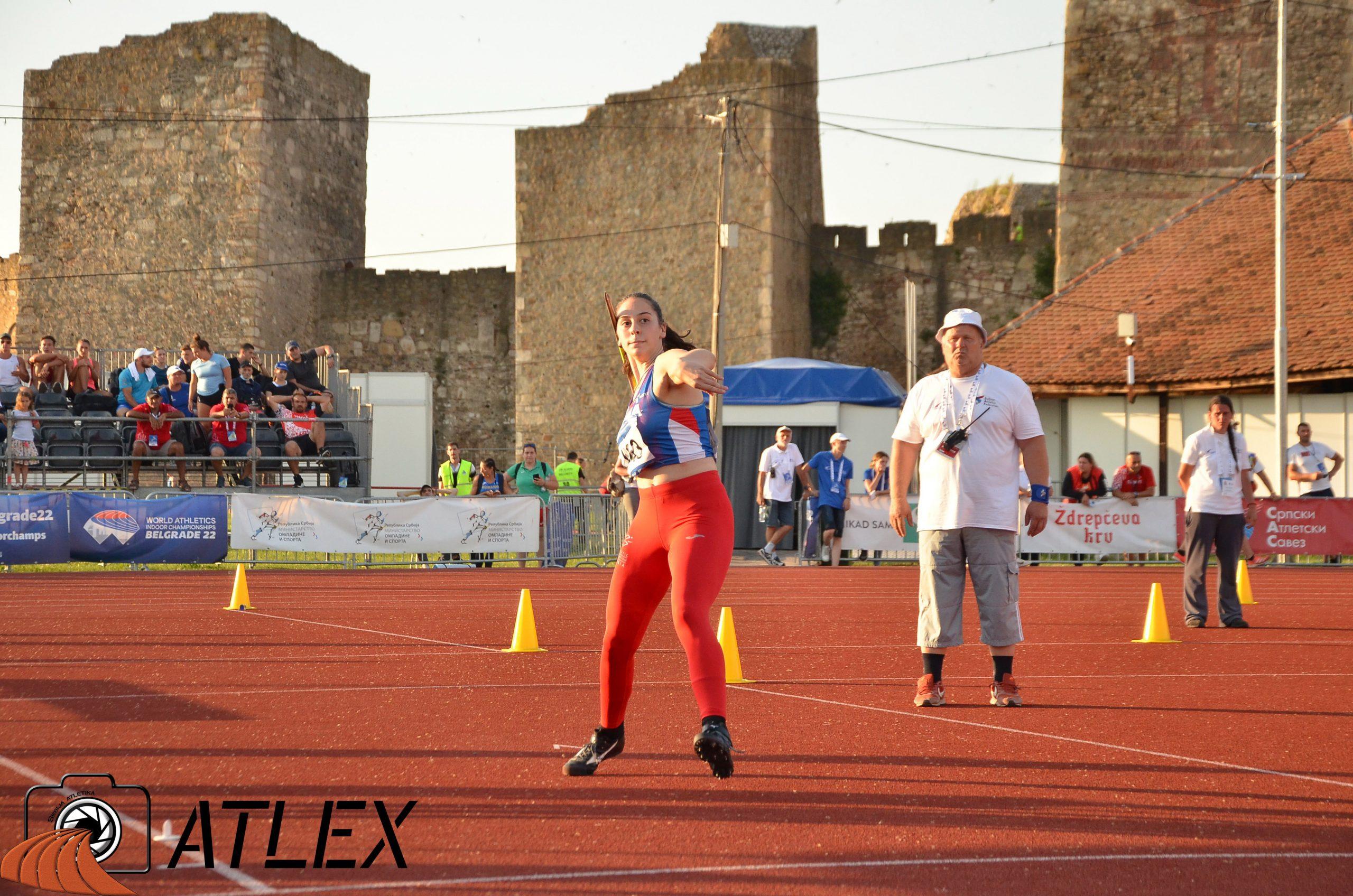 Adriana Vilagoš, Balkanijada 2021
