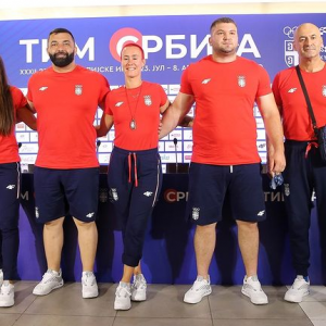 Atletičari - Olimpijske igre 2020