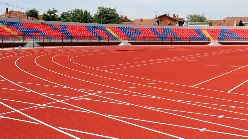 atletski stadion cuprija