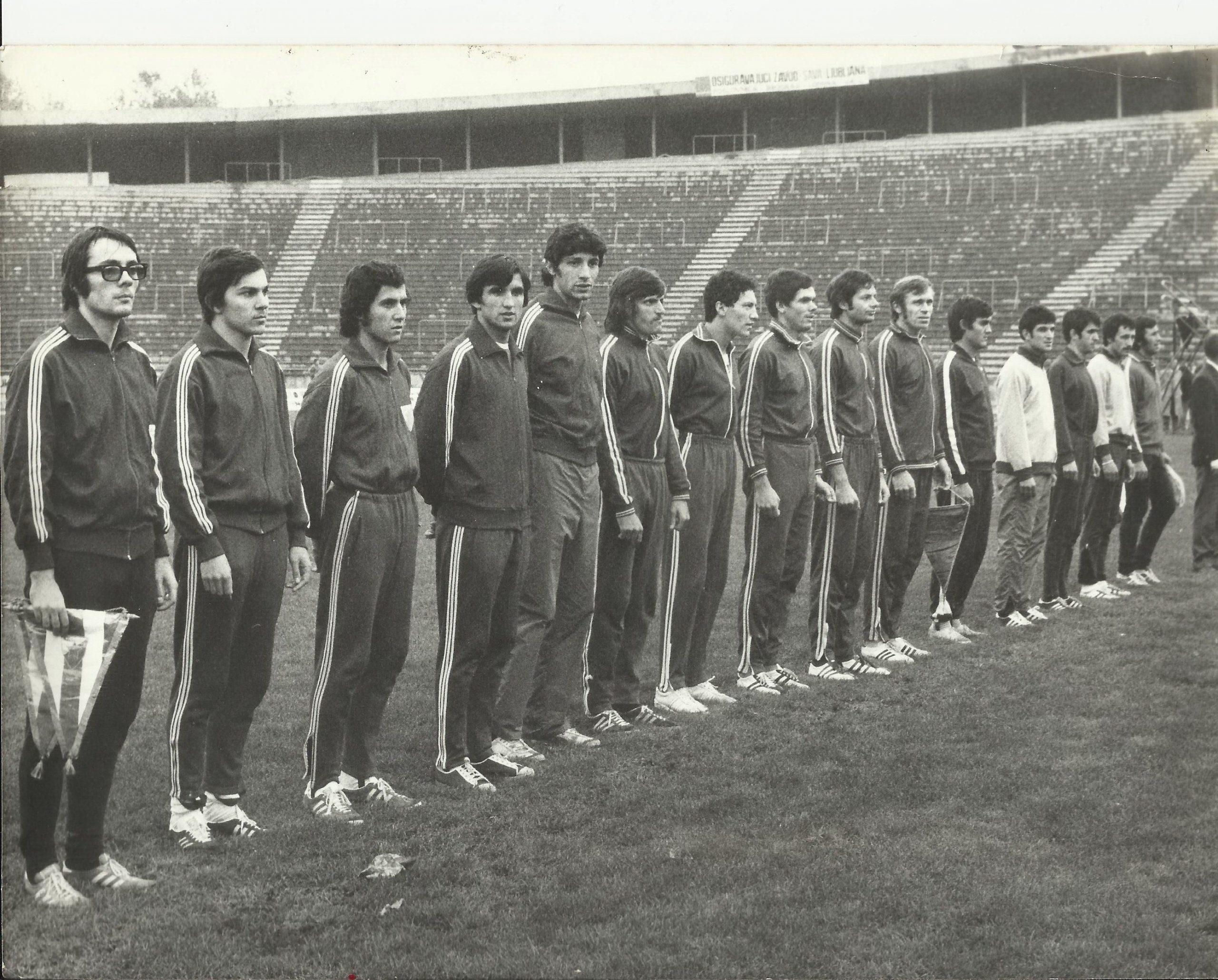 16.10.1974. Honved.Akademik, C.Zvezda